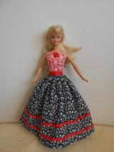 Hračky - Šaty pre barbie - 11315938_