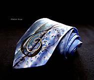 Doplnky - Hodvábna kravata - 11317351_