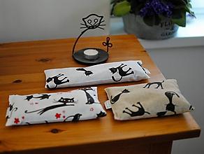 Úžitkový textil - Mačičkové podložky - 11318795_