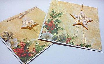Papiernictvo - Pohľadnica ... čarovné Vianoce I - 11323001_