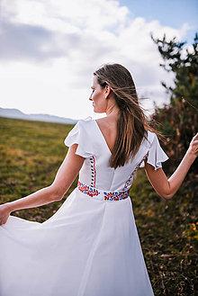Šaty - Svadobné šaty Vajnory - 11321448_