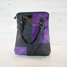 Veľké tašky - Tristan - kabelka crossbody na notebook - 11324950_