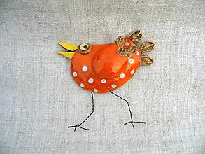 Dekorácie - Oranžovník veselý - 11321338_