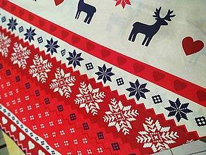 Úžitkový textil - Vianoce na chalupe - 11324859_