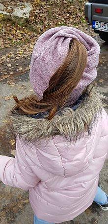 Detské čiapky - Čiapka COP (Modrá) - 11320996_