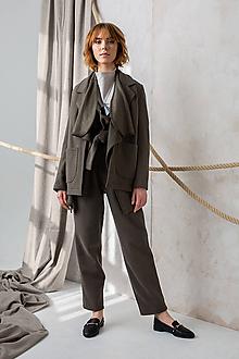 Kabáty - Jacket choco - 11324833_