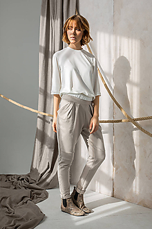 Nohavice - Sand trousers - 11324925_