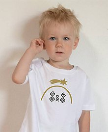 "Tričká - tričko ,,čičmiansky Betlehem"" - 11321525_"