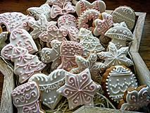 Dekorácie - Medovníky/balenie ružové - 11322578_