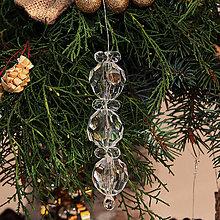 Dekorácie - Vianočná dekorácia - gorálková ozdoba - 11321314_