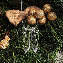 Dekorácie - Vianočná dekorácia * gorálková ozdoba - 11321358_