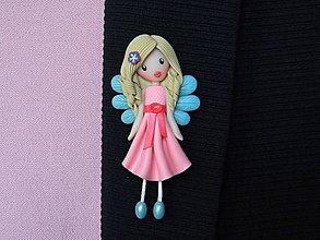 Odznaky/Brošne - Angela - 11321154_