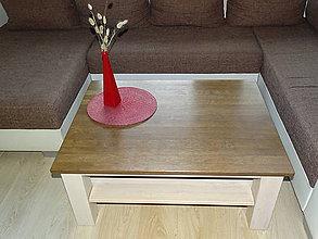 Nábytok - Konferenčný stolík - 11323653_