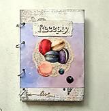 Papiernictvo - french macarons - 11324239_