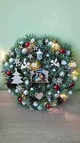 Vianocny veniec Betlehem