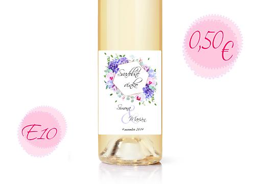 Etiketa na vííno E11