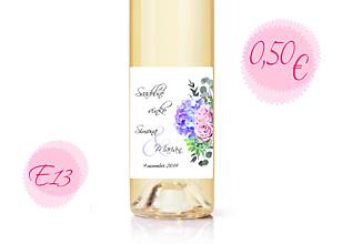 Papiernictvo - Etiketa na vííno E13 - 11324117_