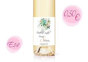 Papiernictvo - Etiketa na vííno E14 - 11324128_