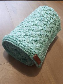 Textil - Detská deka VODOPÁD - 11323060_