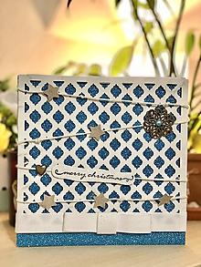 Papiernictvo - vianočná pohľadnica - 11324791_
