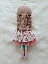 Hračky - Autorská bábika XVIII. - 11324750_