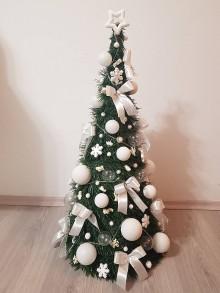 Dekorácie - Vianočný stromček - 11320923_
