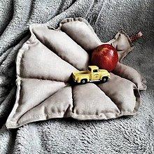 Úžitkový textil - Hygge detský podsedák - 11322191_