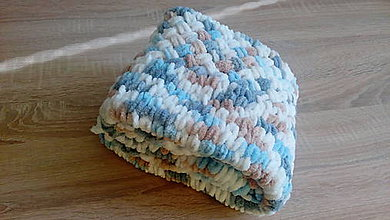 Textil - Detská deka Alize Puffy - 11323353_