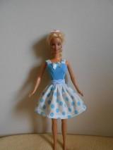 Hračky - Šaty pre barbie - 11324213_