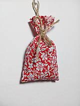 Úžitkový textil - Levanduľové vrecúško 47 - 11328858_