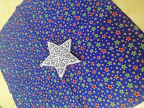 Úžitkový textil - Vianočný obrúsok - 11325443_