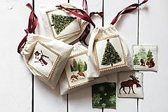 Hračky - Vianočné pexeso - 11325239_