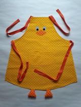 Detské oblečenie - Zásterka - 11328379_