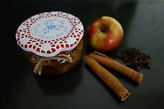 Potraviny - domáci pečený čaj jablkový 210g - 11325456_