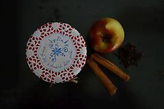 Potraviny - domáci pečený čaj jablkový 210g - 11325458_