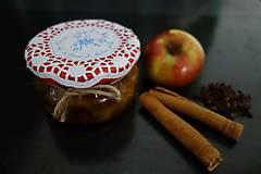 Potraviny - domáci pečený čaj jablkový 210g - 11325459_