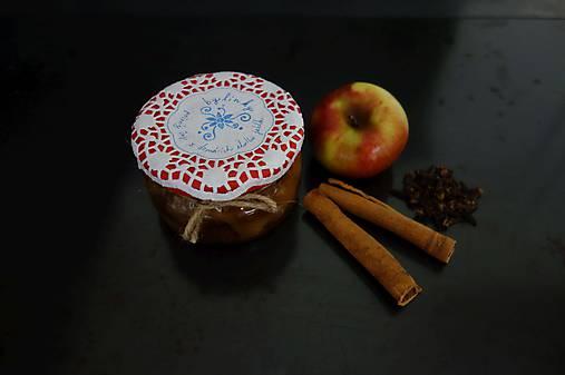 domáci pečený čaj jablkový 210g