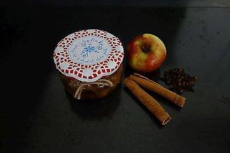 Potraviny - domáci pečený čaj jablkový 380g - 11325460_