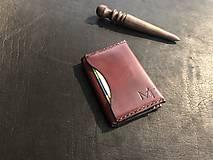 Tašky - Card holder/mini peňaženka (Koňaková (F)) - 11325232_