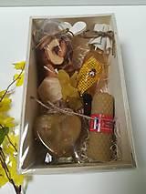 Potraviny - Akcia - Debnička plná včelích produktov - 11325307_