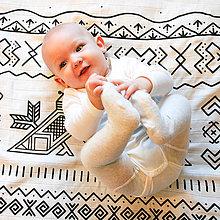 Detské doplnky - Látková plienka – Slovenská - 11325372_