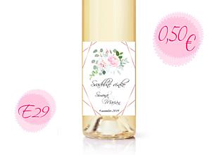 Papiernictvo - Etiketa na víno E29 - 11325400_