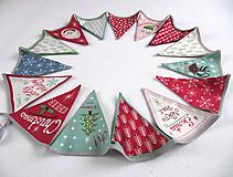 Dekorácie - veselé Vianoce... - 11326230_