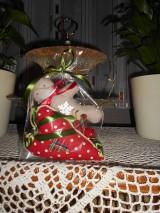 Dekorácie - Darčekový balík na Vianoce - 11328850_