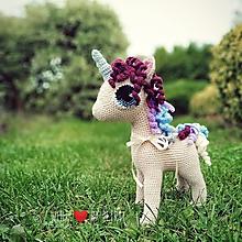Hračky - Pony jednorožec ♥ - 11333919_