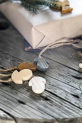 Dekorácie - Mini hríbik - 11332051_