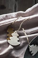 Úžitkový textil - Ľanový obrus staroružový (140cmx300cm) - 11332381_
