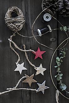 Dekorácie - Malá hviezdička - 11330428_