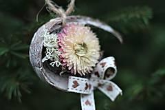 Dekorácie - Ozdoby na stromček - 11330037_