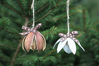 Dekorácie - Vianočné ozdoby - 11332328_
